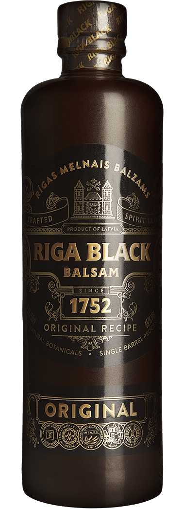 Riga Black Balsam Traditional Latvian Herbal Liqueur